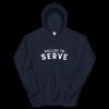 black faith hoodie